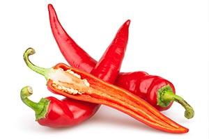 Como as Pimentas Chili Podem ser Usadas para Tratar a Dor