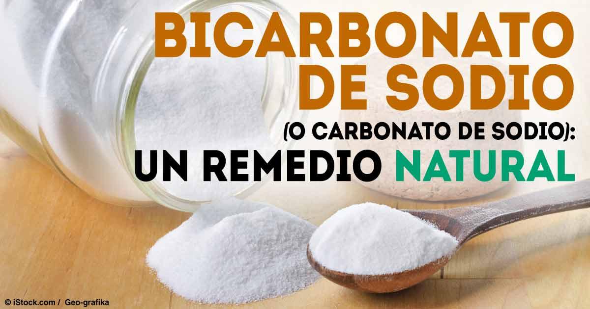 Beneficios Del Bicarbonato De Sodio Un Remedio Natural