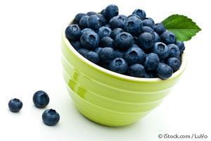 蓝莓的功效与作用最新研究:有助于降低血压