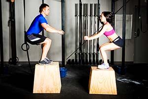 Plyometria: Budowanie silnych mięśni bez ciężarów