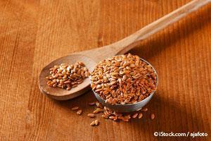富含木酚素的亚麻籽