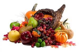 Осенние продукты