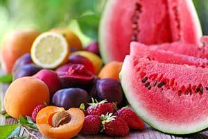 風邪と果物