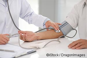 높은 혈압