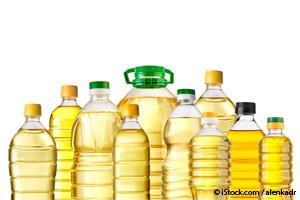 椰子油与植物油