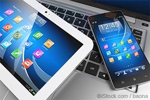 Utilisation Du Téléphone Portable Et De l'iPad