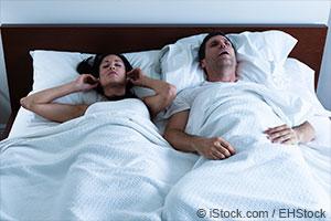 睡眠呼吸暂停症的影响