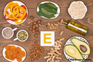 비타민 E 결핍을 피하기 위한 적정 복용량은?!