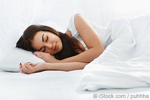 Крепкий ночной сон