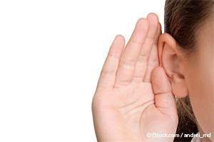 栄養を取って難聴を防止、改善する
