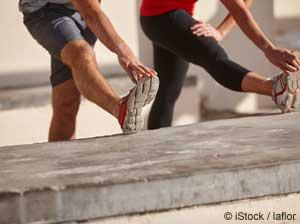 普通类型的拉伸训练可能会损伤你的肌肉与肌腱