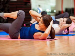 복근 운동