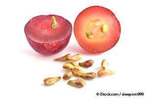 Por que a semente da uva é tão boa?