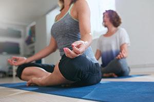 Benefícios da meditação