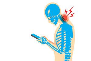 Ostrzeżenie: czy grozi Ci syndrom sms-owej szyi?