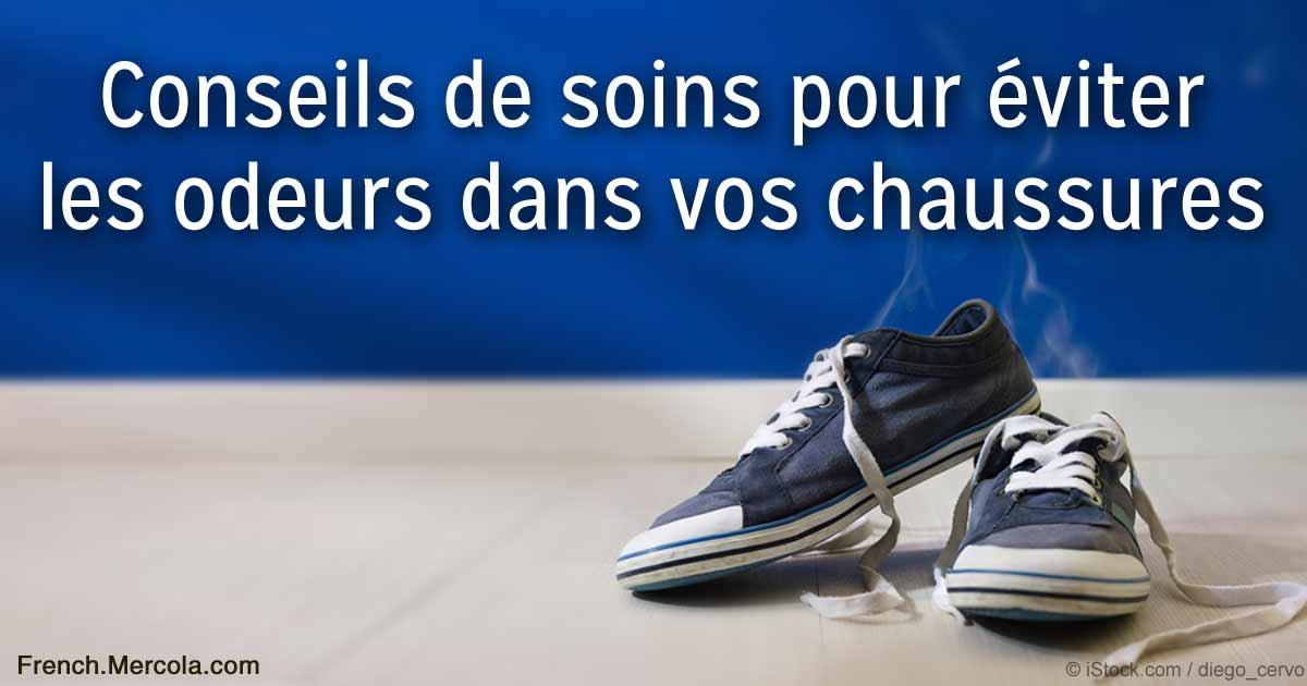 Comment se d barrasser des mauvaises odeurs de pieds - Comment enlever l odeur des chaussures ...