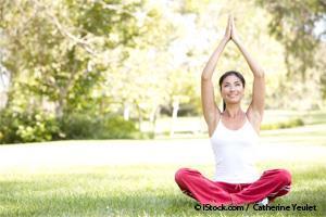 瑜伽预防骨质疏松症