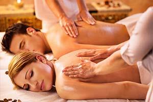 Wypróbuj masaż, aby zredukować ból