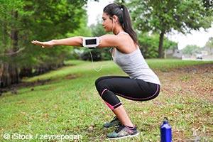 다리 힘 키우는 방법: 다리 근육을 위한 운동에 도전하기