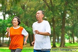 通过锻炼获得健康