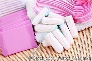 Syndromes du choc toxique associés aux tampons en hausse