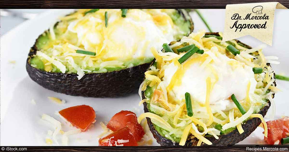 Baked Avocado Recipe for a Healthy Breakfast