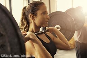 Понятие тяжестей значительно увеличит ваши усилия по избавлению от лишнего веса
