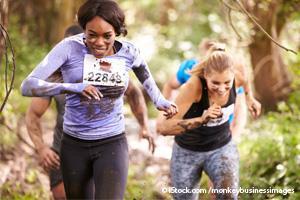 気分を高揚させるものや若干の競争は、運動をもっとするためのインセンティブになります