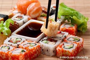 寿司中隐藏的可怕成分