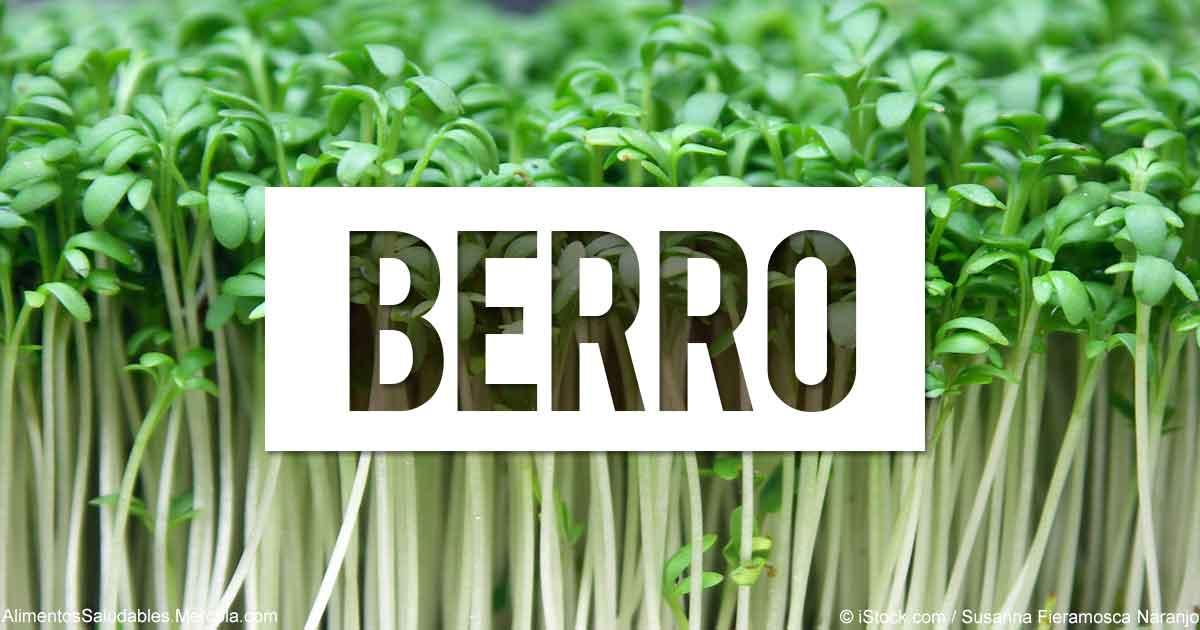 Beneficios del Berro - Mercola.com
