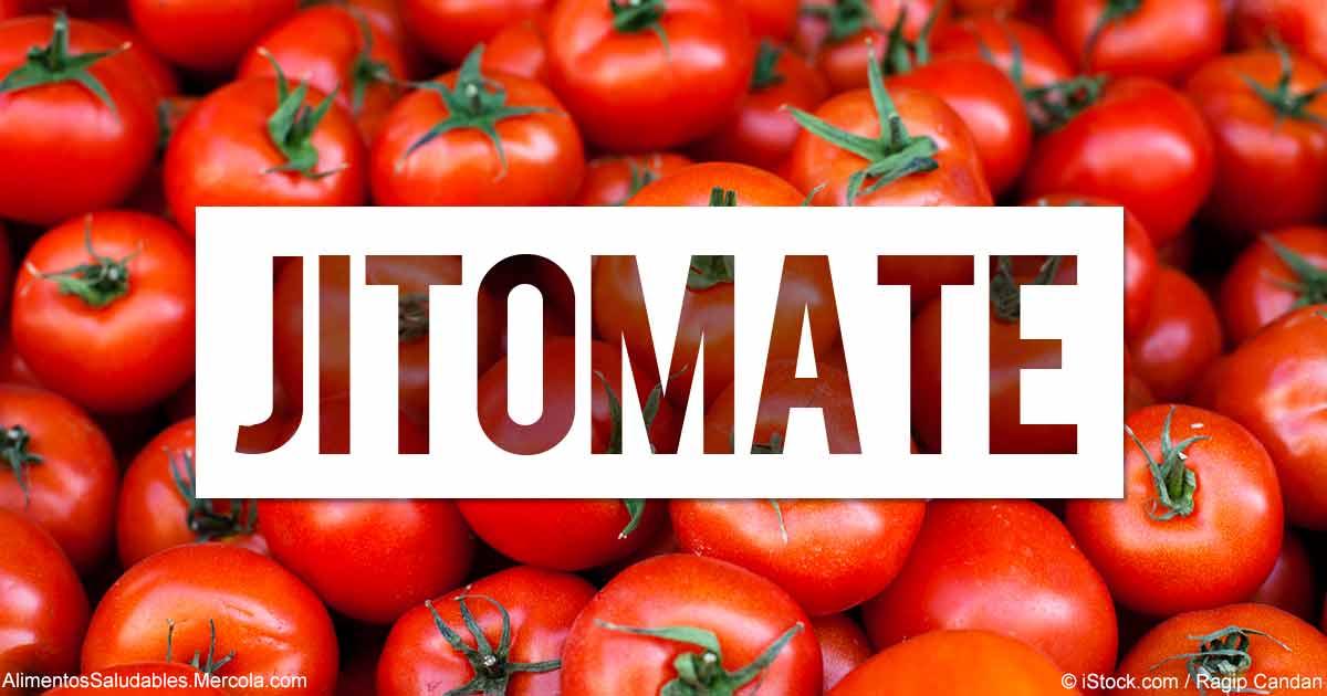 Beneficios Del Jitomate