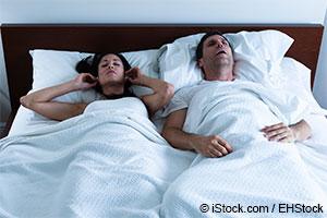 L'apnée du sommeil associée à une perte de mémoire accélérée