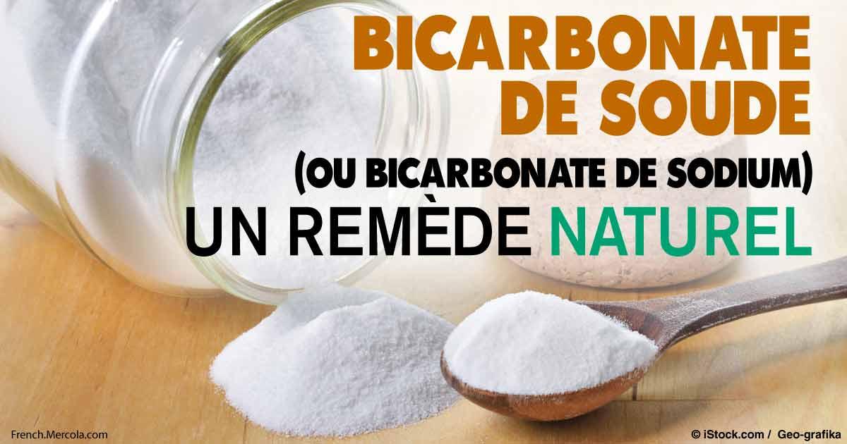Bicarbonate de soude ou bicarbonate de sodium - Bicarbonate de soude deboucher evier ...