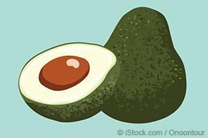 Antitomoröse Vorteile von Avocados