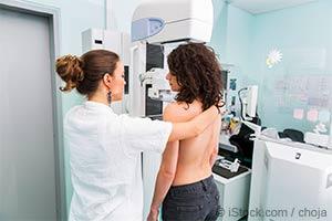 越来越多的年轻女性患上乳腺癌