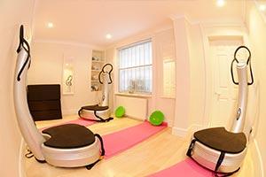 全身振動トレーニング(WBVT)の多くの健康メリット