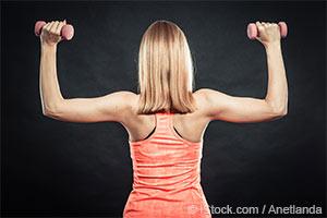 tonificação do ombro