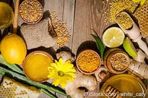 수퍼 푸드 – 화분(花粉-꽃가루)의 완전식품 으로서의 효능