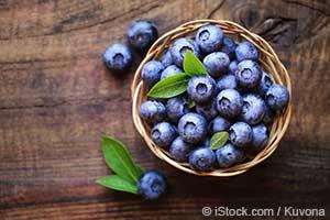 고혈압인 당신이 꼭 먹어야 하는 과일: 블루베리