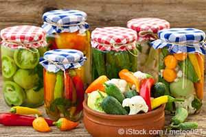 Les aliments fermentés contiennent 100 FOIS plus de probiotiques qu'un supplément