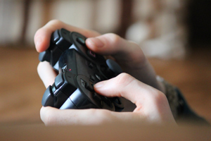 ビデオゲームプレー