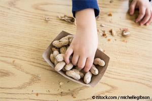 Allergie aux cacahuètes