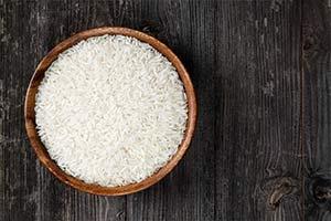 Тарелка риса