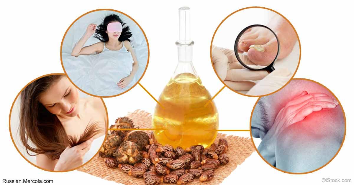 Польза и вред касторового масла для человека