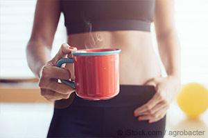 6 raisons de boire du café avant votre entrainement