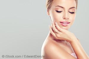 чистая свежая кожа
