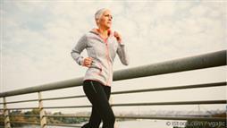 Правильные стратегии помогут справиться с характерными проблемами тех, кто начинает бегать после 40 лет