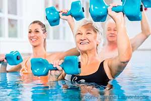 老年人锻炼