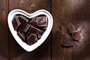 チョコレートを摂取する利点
