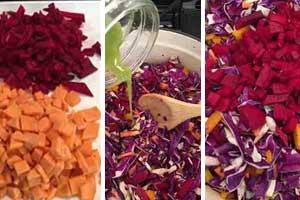 Formidable recette fraicheur de légumes fermentés